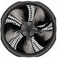 Axial fan papst W-GE