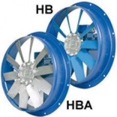 HB 63 T6 1/2 Smoke exhaust Axial Fan