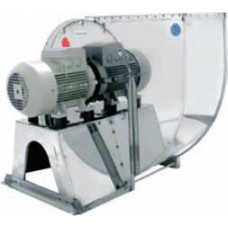 Stainless Fan HP200 1450rpm 0.37kW 400V