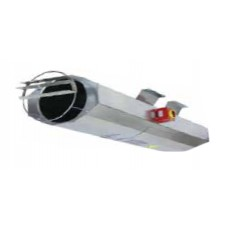 THT/IMP-L-UNI-29-2/4T Axial fan for smoke evacuation