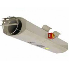 THT/IMP-O-UNI-29-2/4T Axial fan for smoke evacuation