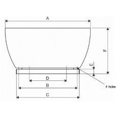 CRVT/4-450 Centrifugal Fan