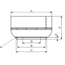 CRVT/4-560 Centrifugal Fan