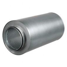 SR 120/600 Damper noise