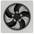 Axial fan papst W (4)
