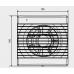 DECOR-200 CR bathroom ventilator